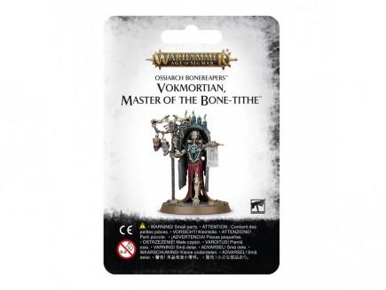 W-AOS: Ossiarch Bonereaper - Vokmortian Master of the Bone-Tithe