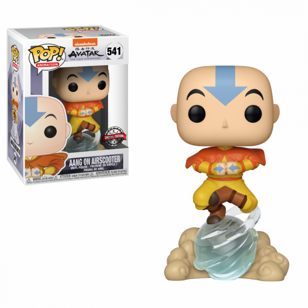 Figurka Avatar: The Last Airbender - Aang on Air Bubble (Funko POP! Animation 541)