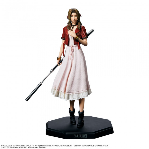 Figurka Final Fantasy VII Remake - Aerith Gainsborough