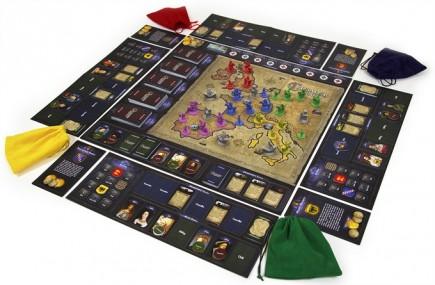 Desková hra Crusader Kings