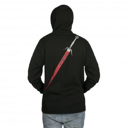 The Witcher 3 Zireael Men's Zip-Up Hoodie