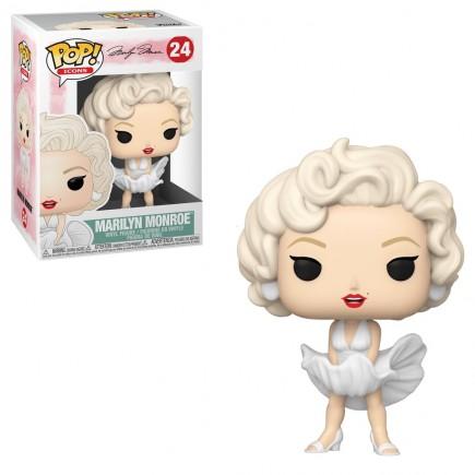 Figurka Icons - Marilyn Monroe (Funko POP! Icons 24)