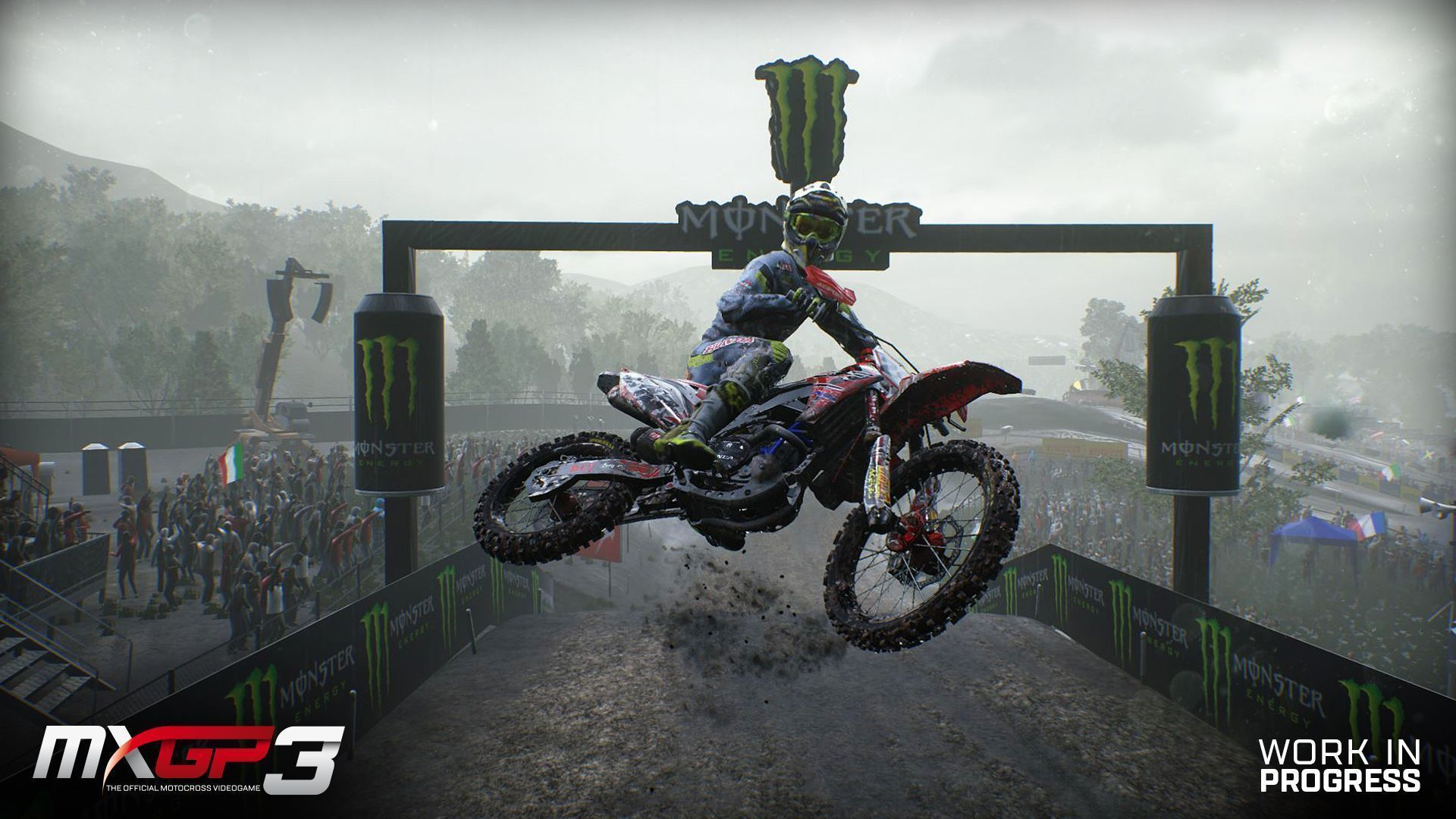 MXGP 3 - The Official Motocross Videogame (XONE)