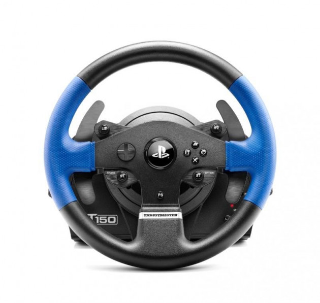 Sada volantu a pedálů Thrustmaster  T150 (PS5, PS4, PS4 PRO, PS3 a PC)