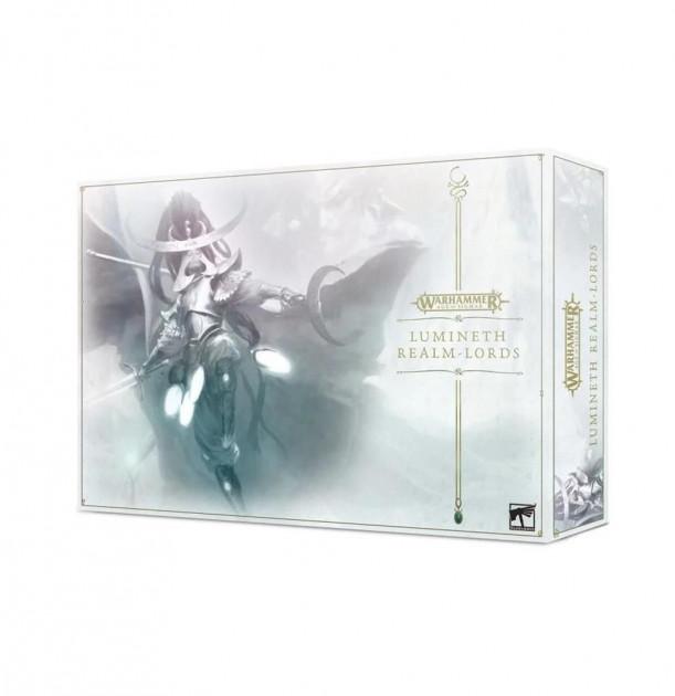 W-AOS: Lumineth Realm Lords Launch Set (16 figurek)