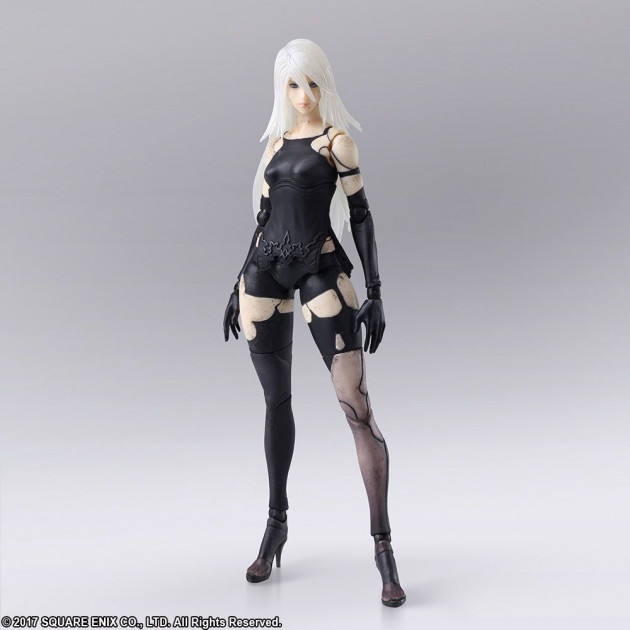 NieR Automata Bring Arts Action Figure A2 (YoRHa Type A No. 2) 15 cm
