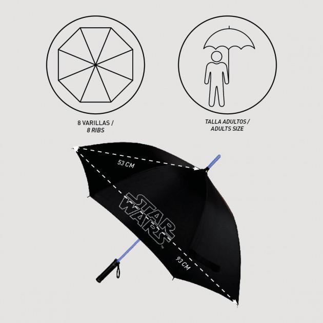 deštník hvězdné války