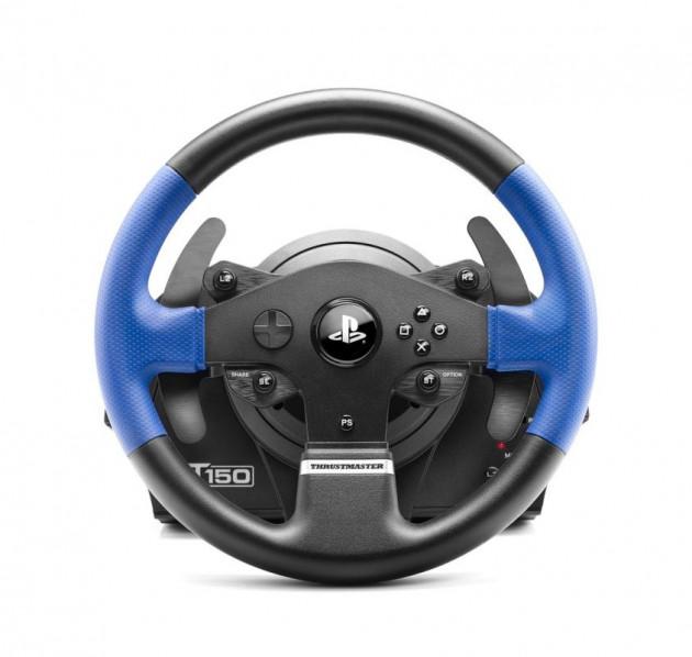 Sada volantu Thrustmaster T150 PRO a 3-pedálů T3PA (PS5, PS4, PS3 a PC)