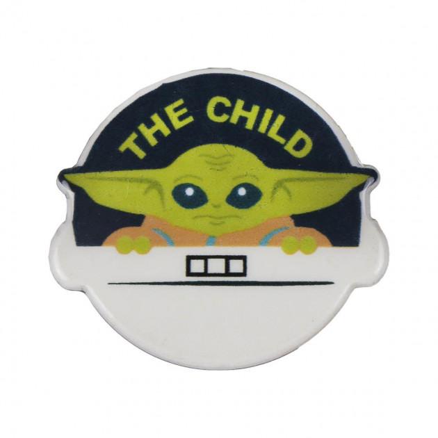 Odznak Star Wars: The Mandalorian - The Child