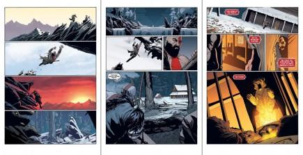 Komiks God of War - Kompletní vydání (0-4)