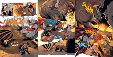 Komiks God of War #4