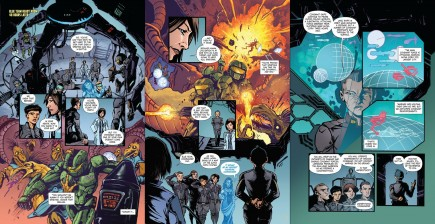 Komiks Halo - Collateral Damage