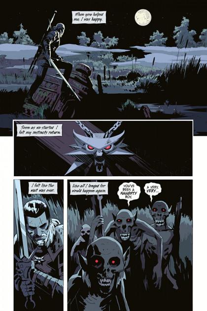 Komiks Zaklínač 5: Blednoucí vzpomínky