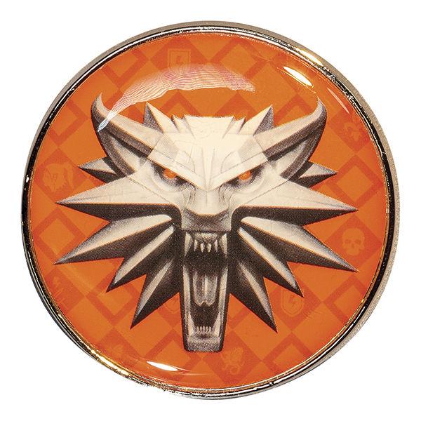 Odznak Zaklínač - School of the Wolf