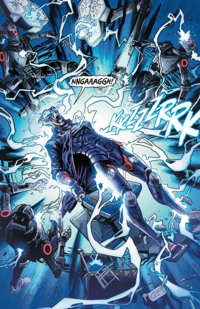 kompletní vydání mass effect komiks