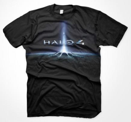 Tričko Halo 4 - In the stars (velikost L)