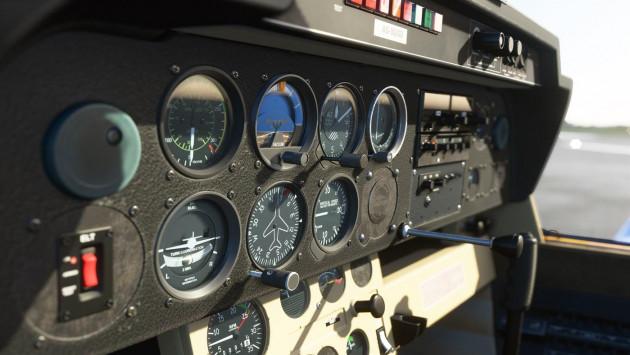 letecký simulátor