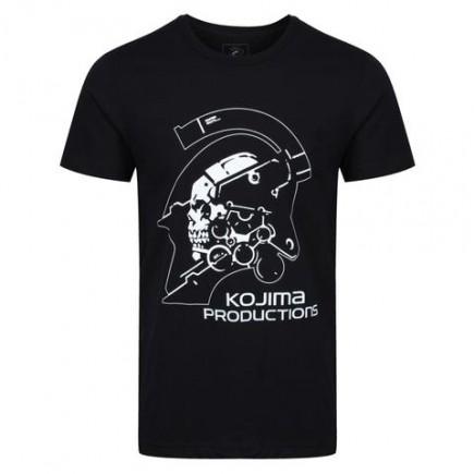 Tričko Kojima Productions - Logo (velikost XXL)