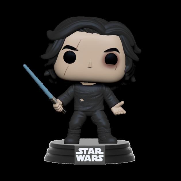 Figurka Star Wars - Ben Solo with Blue Lightsaber (Funko POP! Star Wars 431)