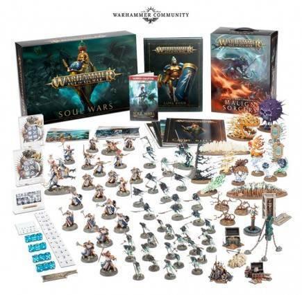 Warhammer Age of Sigmar - Soul Wars (Kompletní Box)