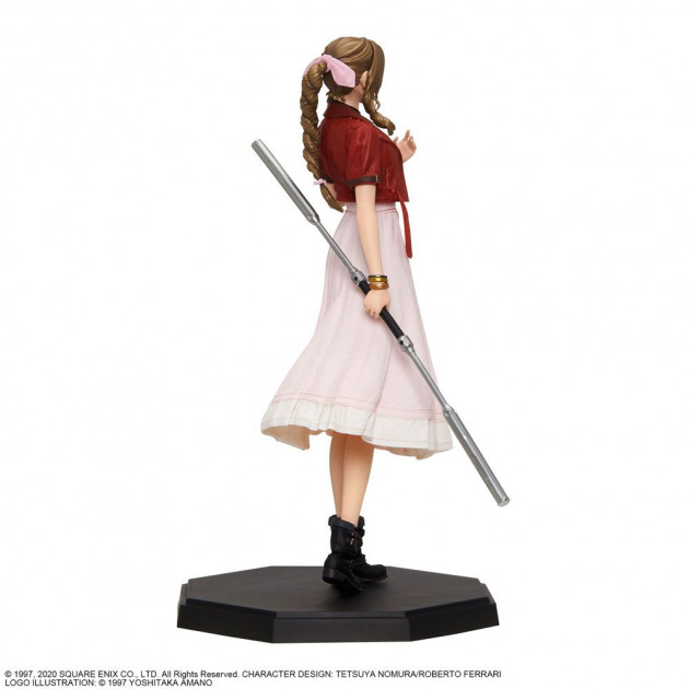 FINAL FANTASY VII REMAKE STATUETTE: AERITH GAINSBOROUGH