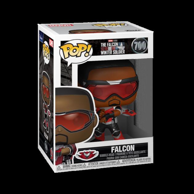 Figurka The Falcon and The Winter Soldier - Falcon (Funko POP! Marvel 700)