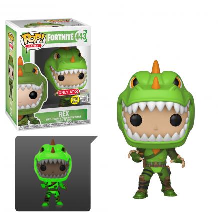 Figurka Fortnite - Rex Special Edition (Funko POP! Games 443)