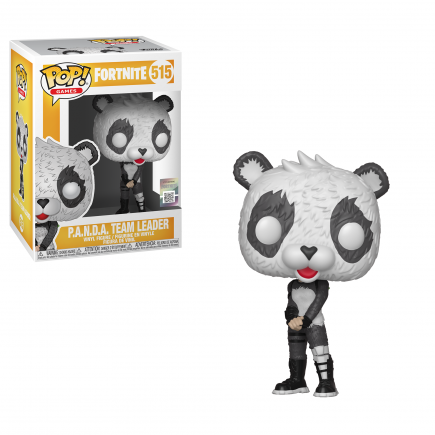 Figurka Fortnite - P.A.N.D.A. Team Leader (Funko POP! Games 515)