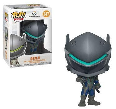 Figurka Overwatch - Genji Carbon Fiber (Funko POP! Games 347)