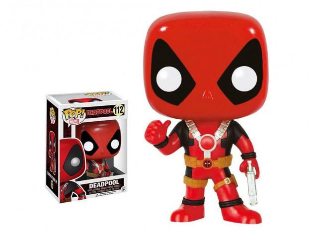 Figurka Deadpool - Deadpool (Funko POP! Marvel 112)