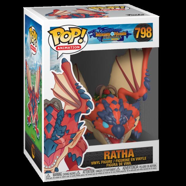 Figurka Monster Hunter Stories - Ratha (Funko POP! Animation 798)