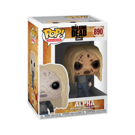 Figurka The Walking Dead - Alpha (Funko POP! Television 890)