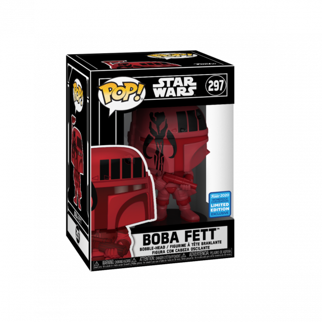 Figurka Star Wars - WonderCon Boba Fett  (Funko POP! Star Wars 297)
