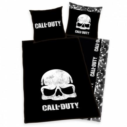 Povlečení Call Of Duty - Skull Logo