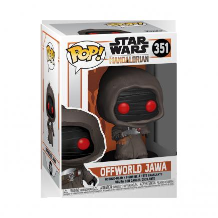 Figurka Star Wars: The Mandalorian - Offworld Jawa (Funko POP! Star Wars 351)