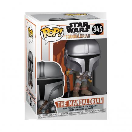 Figurka Star Wars: The Mandalorian - The Mandalorian (Funko POP! Star Wars 345)