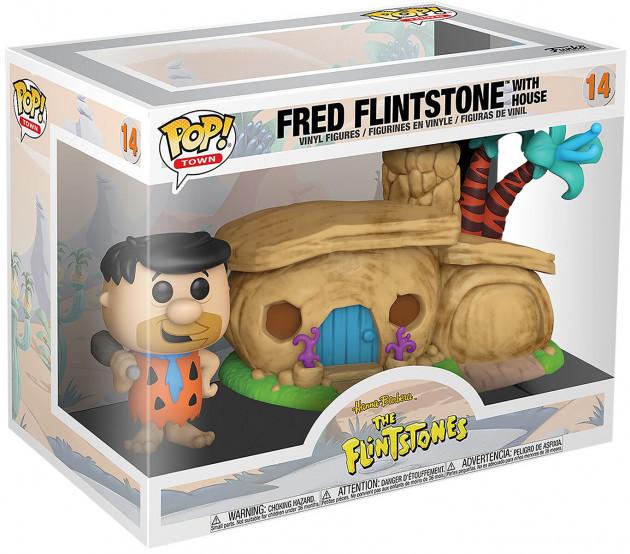 Figurka Flintstones - Flintstone Home (Funko POP! Town 14)