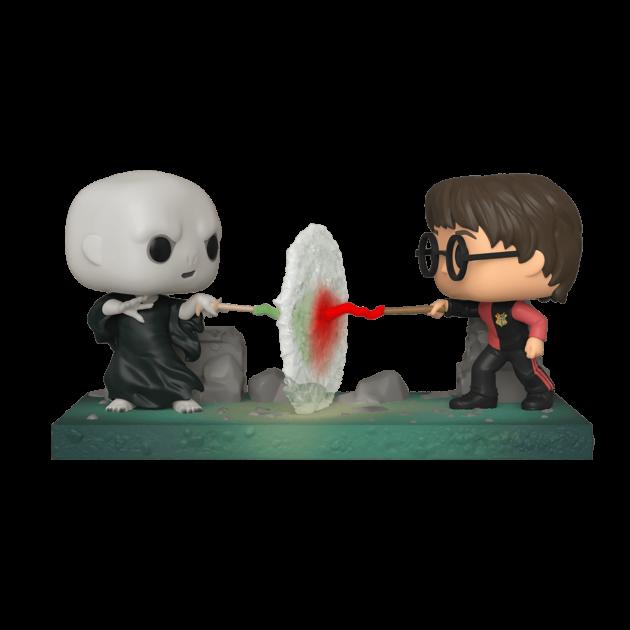 Figurka Harry Potter - Harry vs Voldemort (Funko POP! Movies 119)