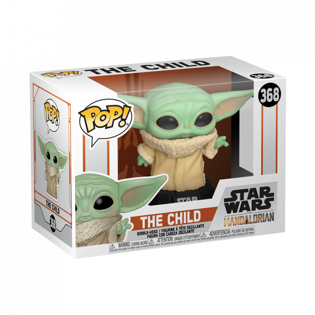 Figurka Star Wars: The Mandalorian - The Child (Funko POP! Star Wars 368)