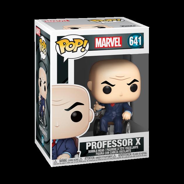 Figurka X-Men 20th Anniversary - Professor X (Funko POP! Marvel 641)