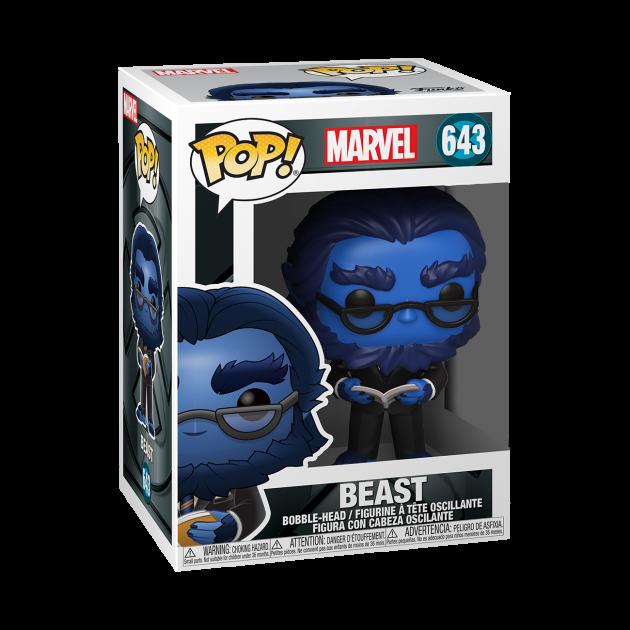 Figurka X-Men 20th Anniversary - Beast (Funko POP! Marvel 643)