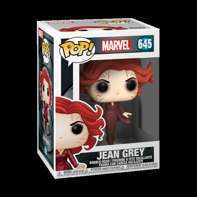 Figurka X-Men 20th Anniversary - Jean Grey (Funko POP! Marvel 645)