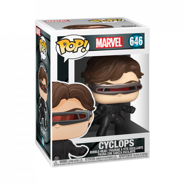 Figurka X-Men 20th Anniversary - Cyclops (Funko POP! Marvel 646)
