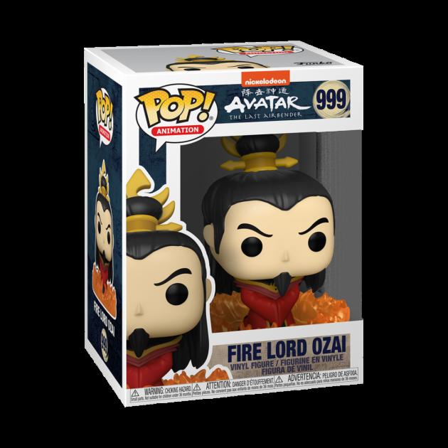 Figurka Avatar: The Last Airbender - Ozai (Funko POP! Animation 999)