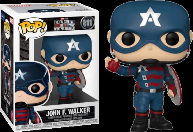 Figurka The Falcon and The Winter Soldier - John F. Walker (Funko POP! Marvel 811)