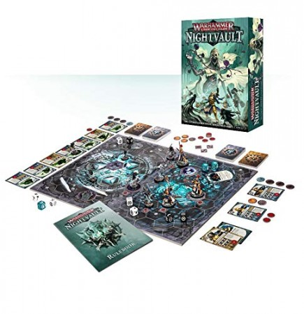 Desková hra Warhammer Underworlds: Nightvault