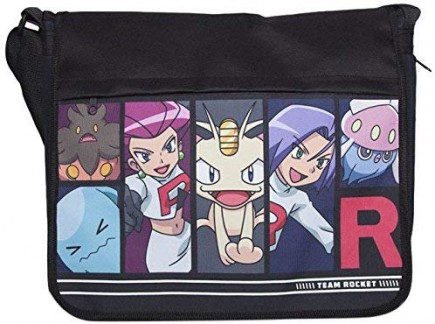 Brašna Pokémon - Team Rocket