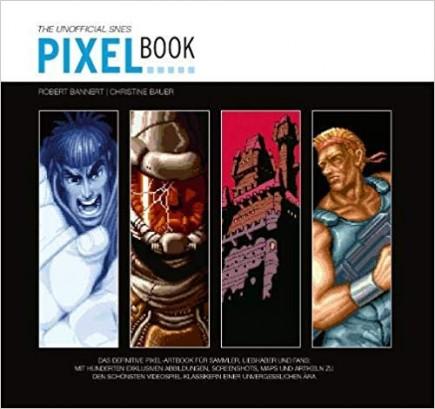 Kniha The SNES Pixel Book