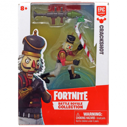 Figurka Fortnite Battle Royale Collection (Crackshot)