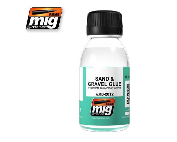 Lepidlo Mig Jimenez Ammo - Sand and Gravel